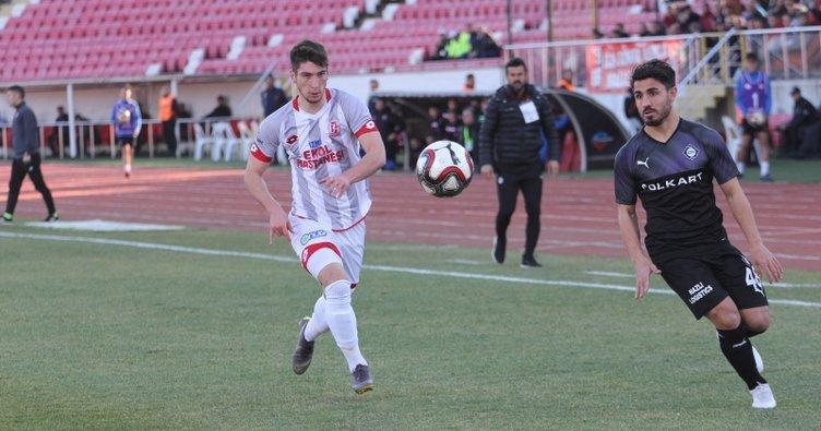 Balıkesirspor 0 - 0 Altayspor