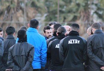 Altayspor'u Ankara'ya Taraftarları Uğurlayacak