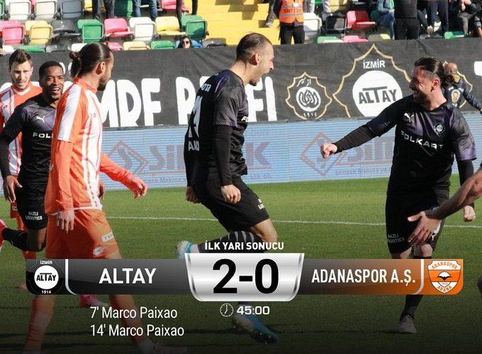 Altay Spor hızlı başladı