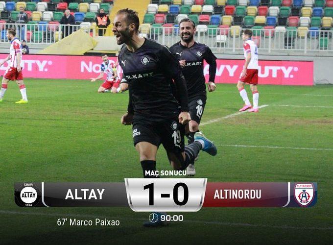 kazanan Altay Spor