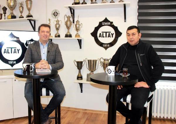 Altay Spor Süper Lig
