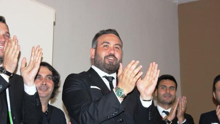 Altay başkanı Özgür Ekmekçioğlu