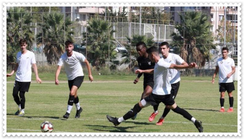 Altayda iki futbolcu göze girdi