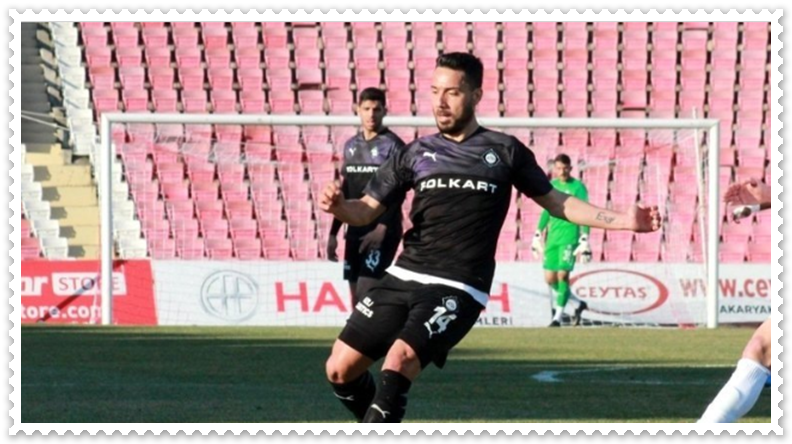 Altaylı futbolcu Yılmaz