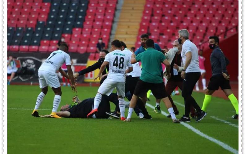 Altay Eskişehirspor maçı