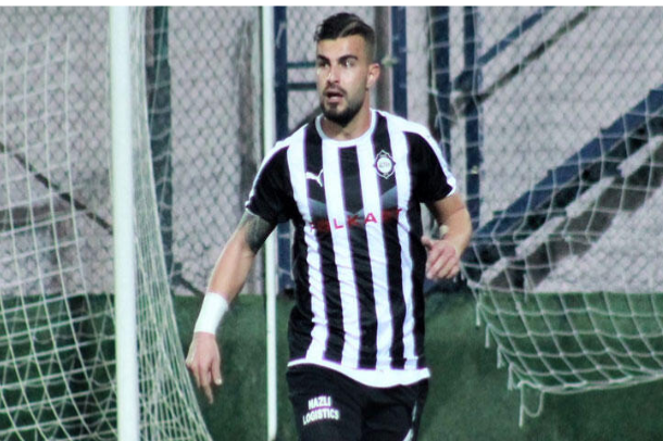 Altay futbolcusu Abdülkerim Bardakçı
