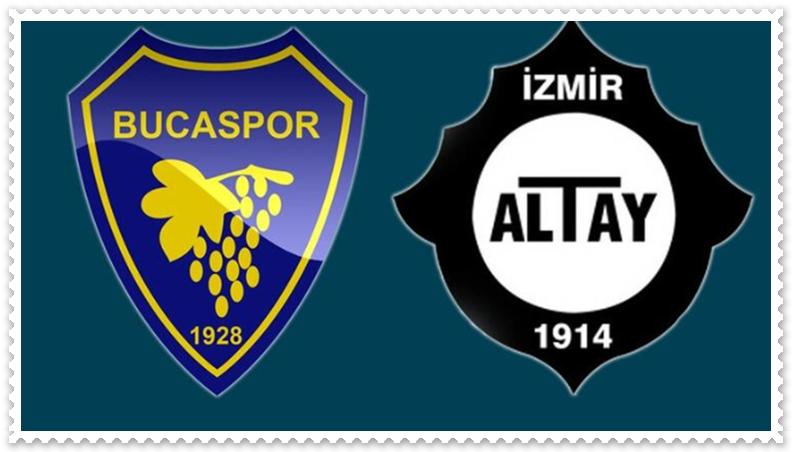 Altay ile Bucaspor